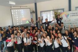 notícia - Fundação Mirim, CIEE e Sebrae participam de Feira de Empreendedorismo