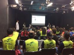 notícia - Praça CEU oferece Assessoria Nutricional para jovens da ETEC
